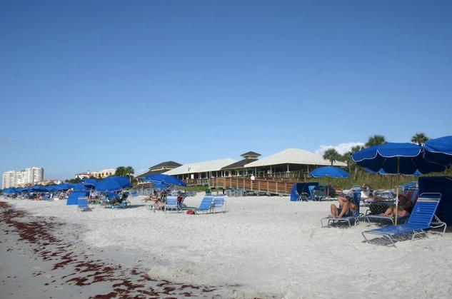 Pelican Bay Naples Florida Beach