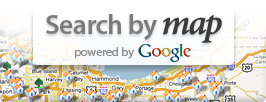 Real Estate Search by Map