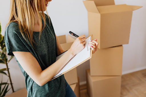 Moving Homes and Managing a New Business?