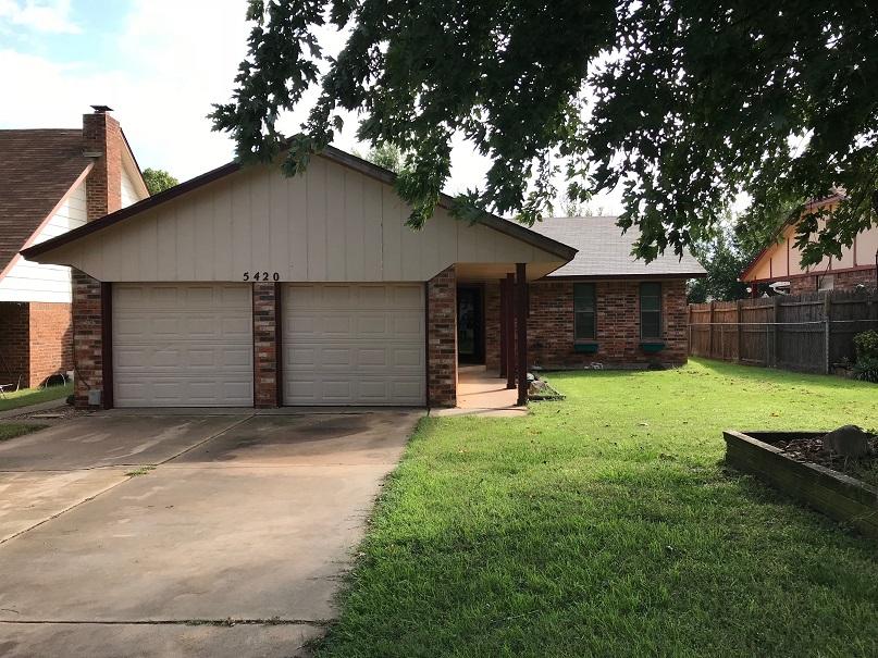 5420 Evanbrook Terrace, Oklahoma City, OK, 73135