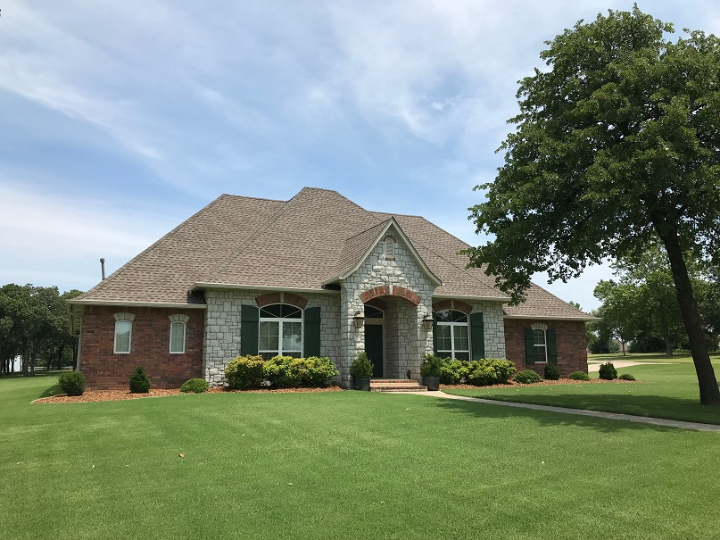 16441 Cobblestone Circle, Choctaw, OK, 73020