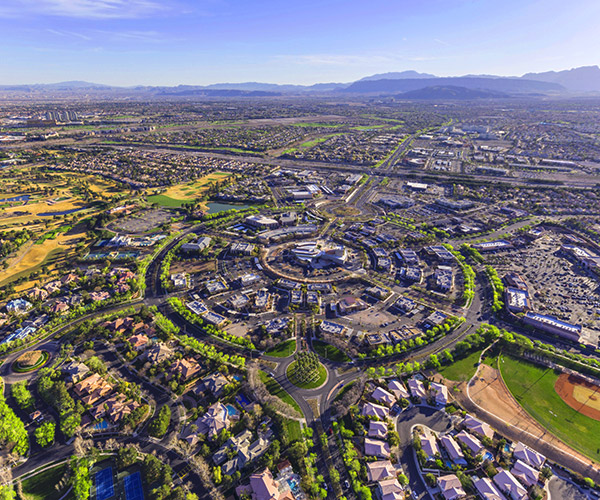 Las Vegas NV Community Information by Compass Realty & Management