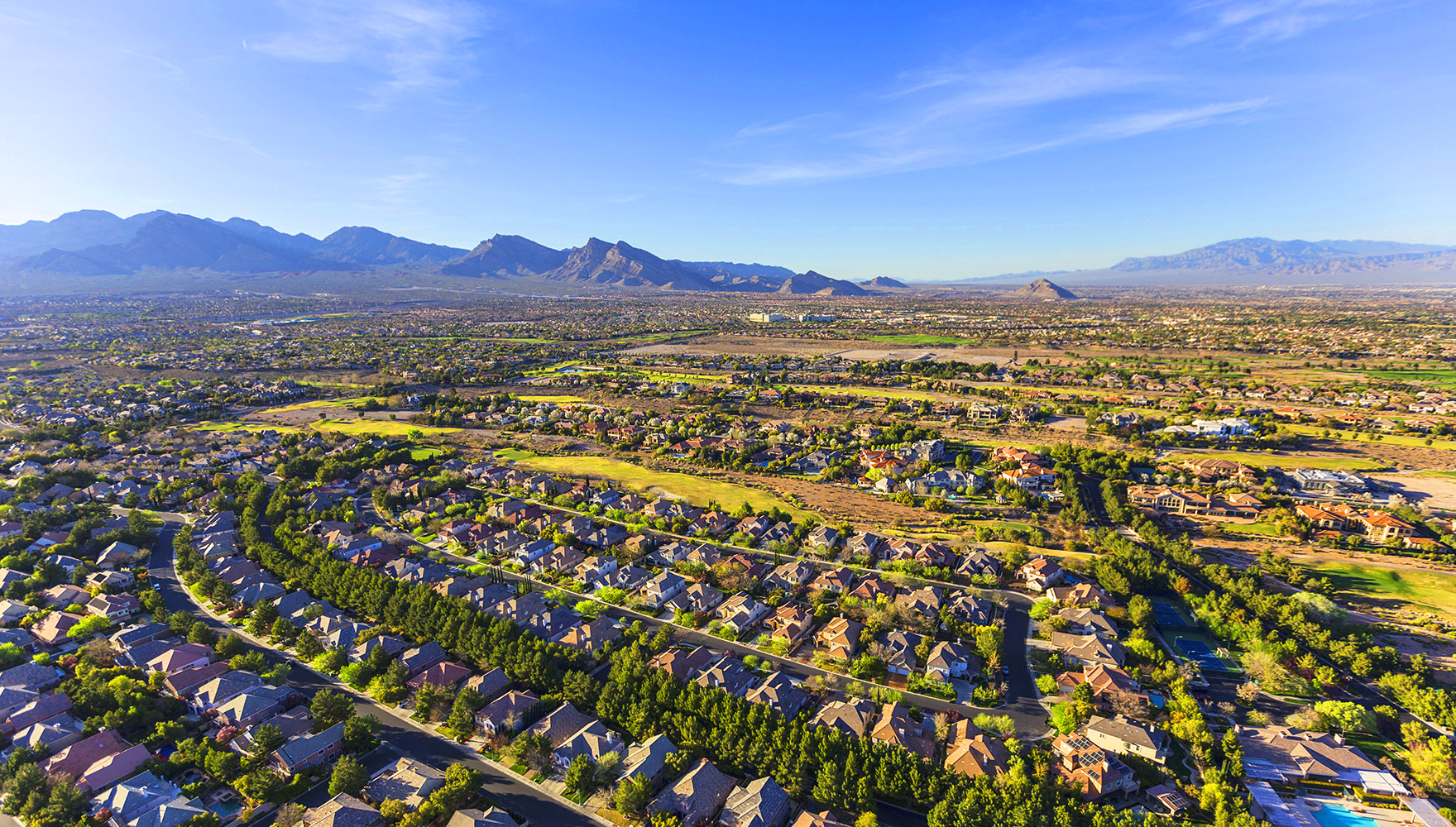las vegas neighborhoods real estate