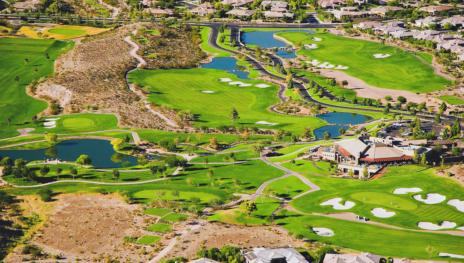 las vegas nv golf community homes for sale
