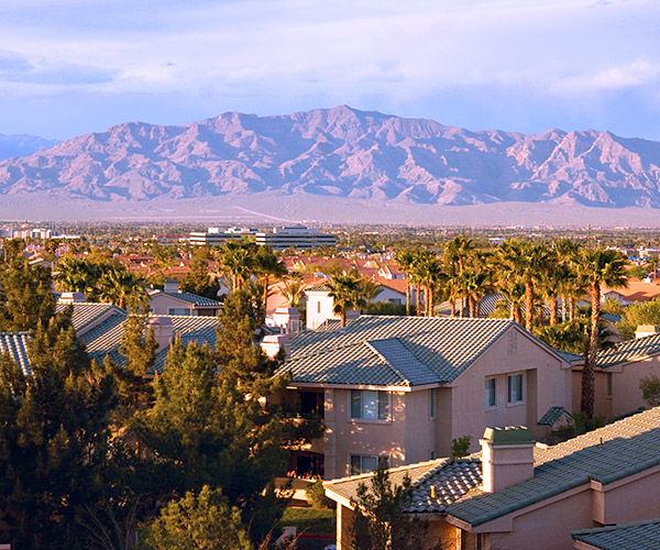 North Las Vegas NV Community Information by Compass Realty & Management