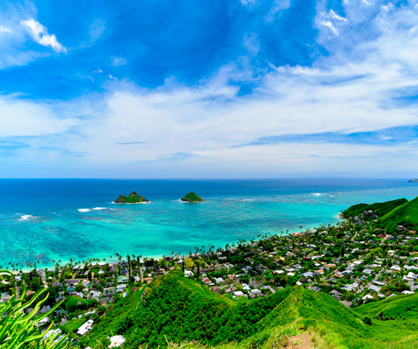 Kailua Oahu Hawaii Neighborhood Information by Better Homes & Gardens Advantage Realty