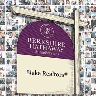 BHHS Blake yard sign
