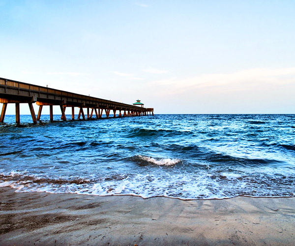 Explore Deerfield Beach