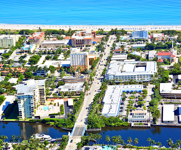 Delray Beach FL Community Information by Balisteri Real Estate