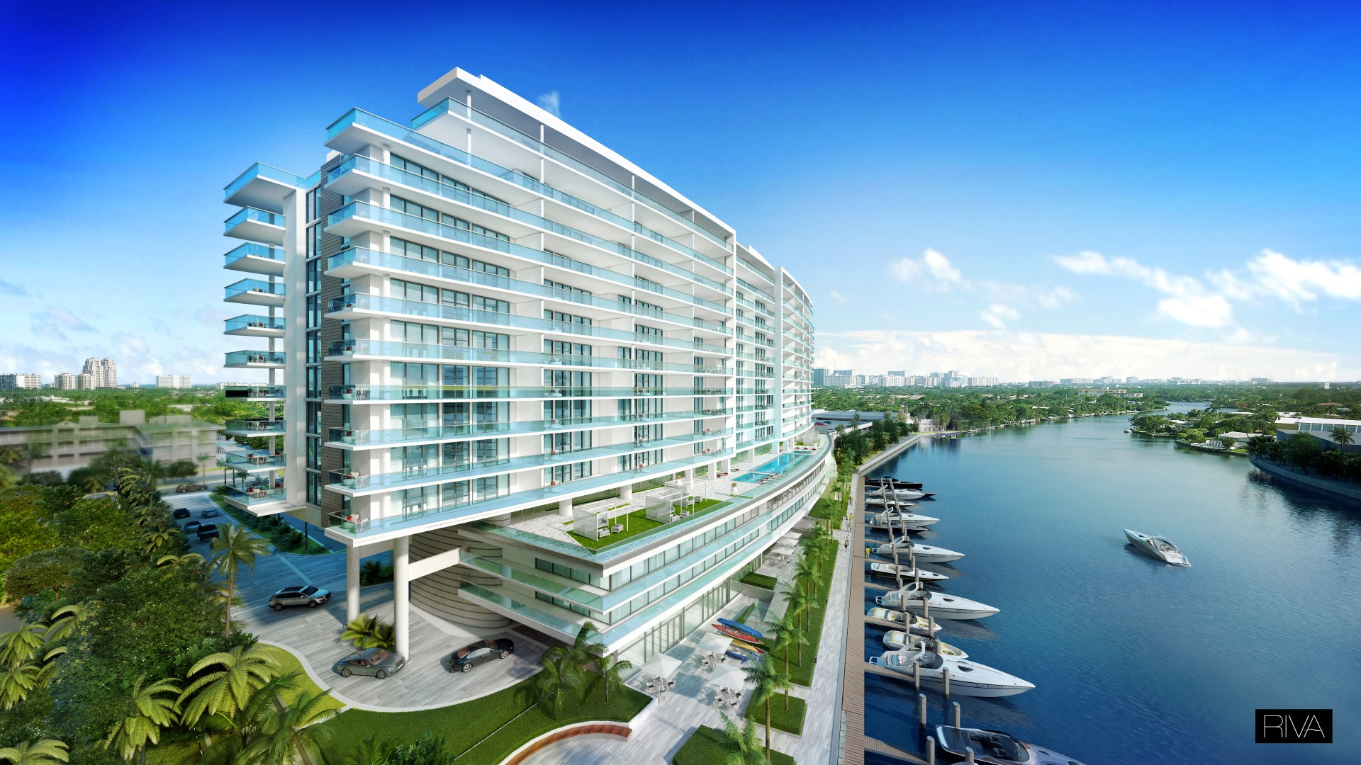 Riva Residences of Fort Lauderdale, Fort Lauderdale, FL