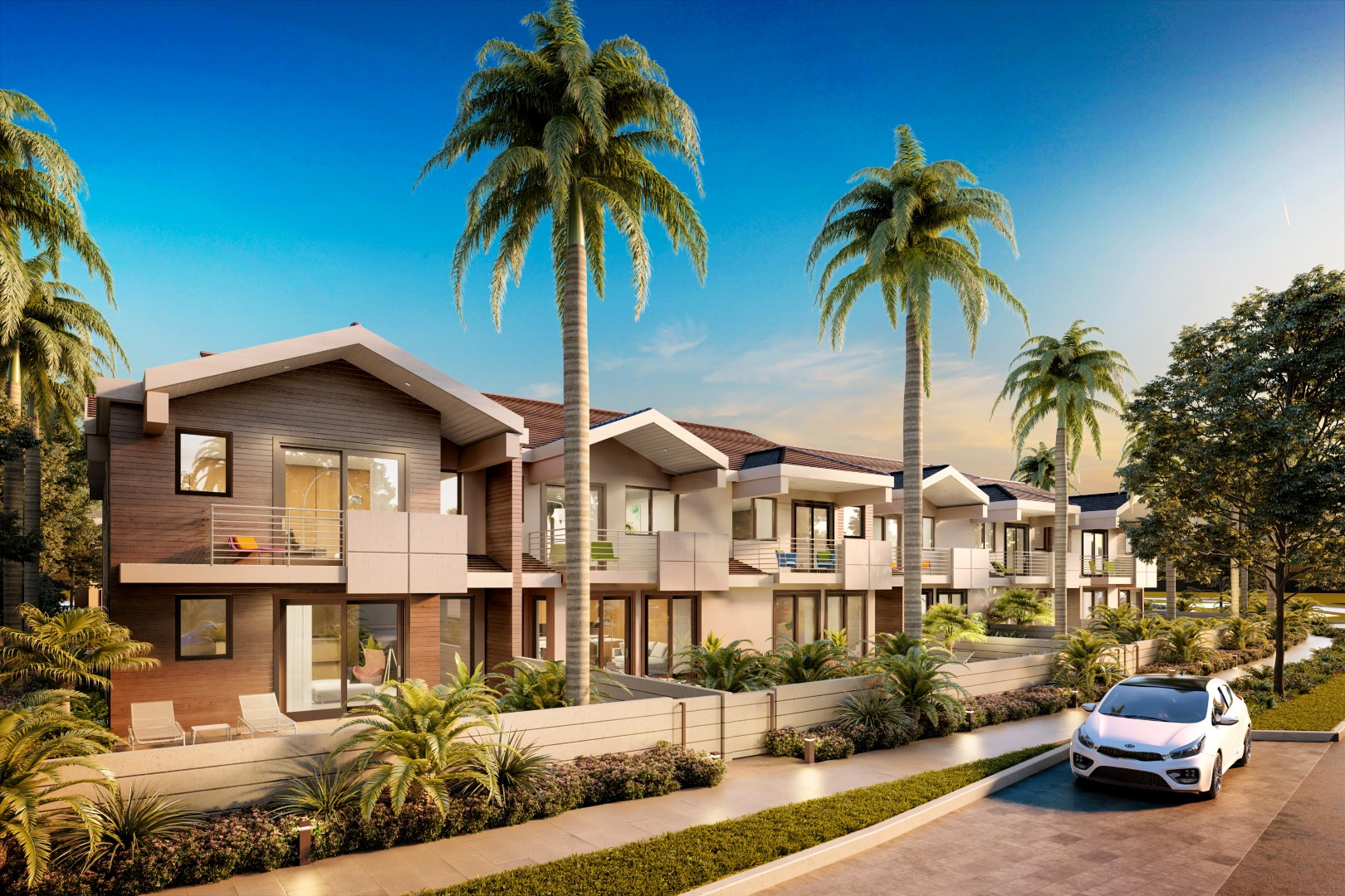 SeKai Residences, Lighthouse Point, FL