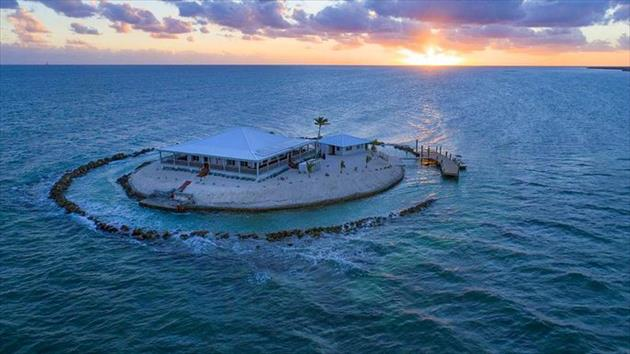 Enjoy Your Own Private Island Off the Florida Keys