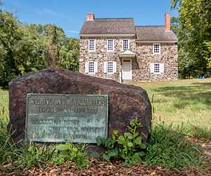 Brandywine Battlefield - Southern Chester County PA real estate, property, farms, land, community information