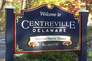 Centreville - Northern Delaware real estate, property, farms, land, community information