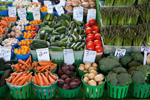Roadside Produce Farm Stands - Southern Lancaster County PA real estate, property, farms, land, community information