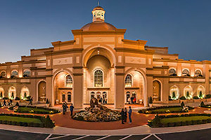 Sight and Sound Theater - Southern Lancaster County PA real estate, property, farms, land, community information