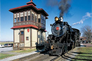 Strasburg Railways - Southern Lancaster County PA real estate, property, farms, land, community information