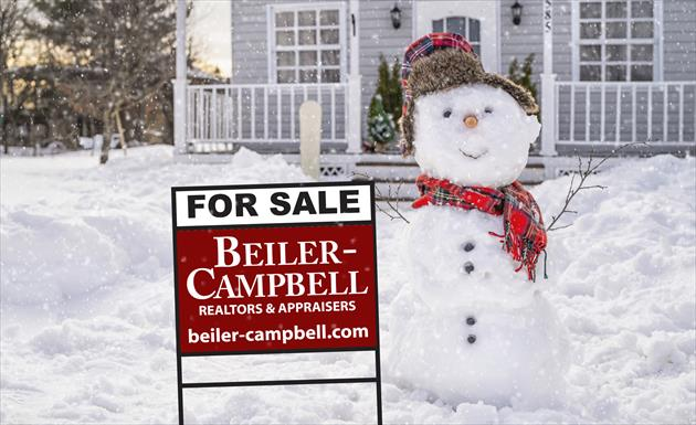 4 Reasons to Sell in Winter