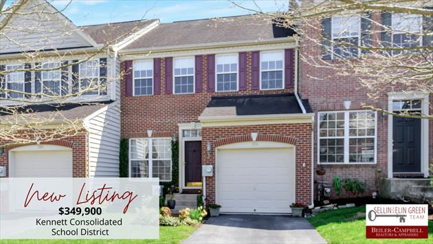 New Listing | 184 Penns Manor Drive, Kennett Square, PA 19348