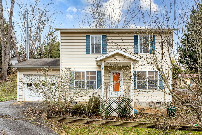 71 Hubbard Ave, Asheville, NC, 28806