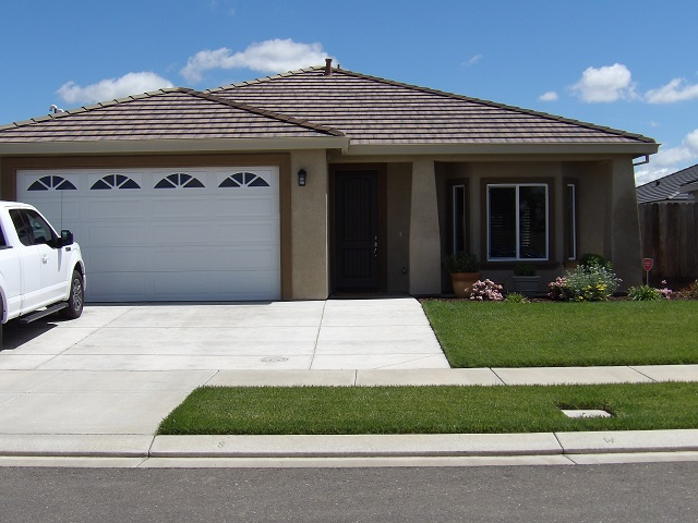 Coming soon! 4 Bedroom 2 bath home desirable N.E Merced. Close to schools, shopping and bike path. Yard care included.  1 year lease required. Tenants responsible for all utilities. No Section 8. No Pets