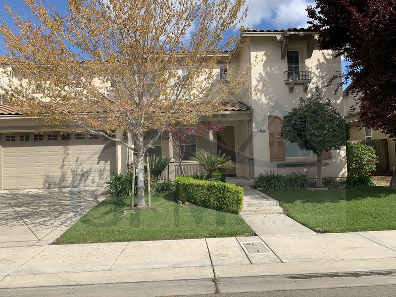 Rent $1800 Deposit $1850 5bedroom/4bath 4052 Sisteron Ct. (Yosemite Ave, Right El Redondo, Left on Avignon Left on Sisteron Ct.) 3576sf 2-story home, Living room, dining room, family room, kitchen with breakfast bar, blinds throughout, landscaped front and back Fridge & Microwave,  Gardening included  No Pets. Credit Check required = $20 processing fee per applicant (Payable by cashiers' check or money order) All tenants are required to obtain renters insurance of at least 50K prior to signing lease. FOR MORE INFORMATION – CALL GONELLA PROPERTY MANAGEMENT AT (209)383-6277!  Gonella Property Management DRE#01103054