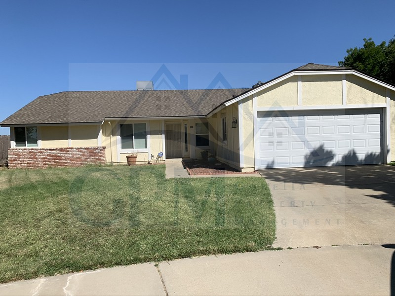 703 E Fir -Atwater (E Juniper turn on to Valley then right on Fir) 1400 sqft, kitchen, living room, dining room, blinds throughout, indoor laundry room,  attached garage INCLUDES FRIDGE, PEST SERVICE AND YARD CARE  No pets! No Smoking!  Credit Check required = $20 processing fee per applicant (Payable by cashiers' check or money order) All tenants are required to obtain renters insurance of at least 50K prior to signing lease. FOR MORE INFORMATION – CALL GONELLA PROPERTY MANAGEMENT AT (209)383-6277!  Gonella Property Management DRE#01103054