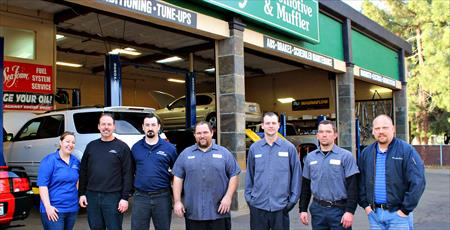 Midway Automotive and Muffler Fairfield, CA 94534