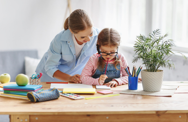 Get Your Home Organized This School Year