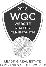 balistreri.com 2018 Website Quality Certification by Leading Real Estate Companies of the World