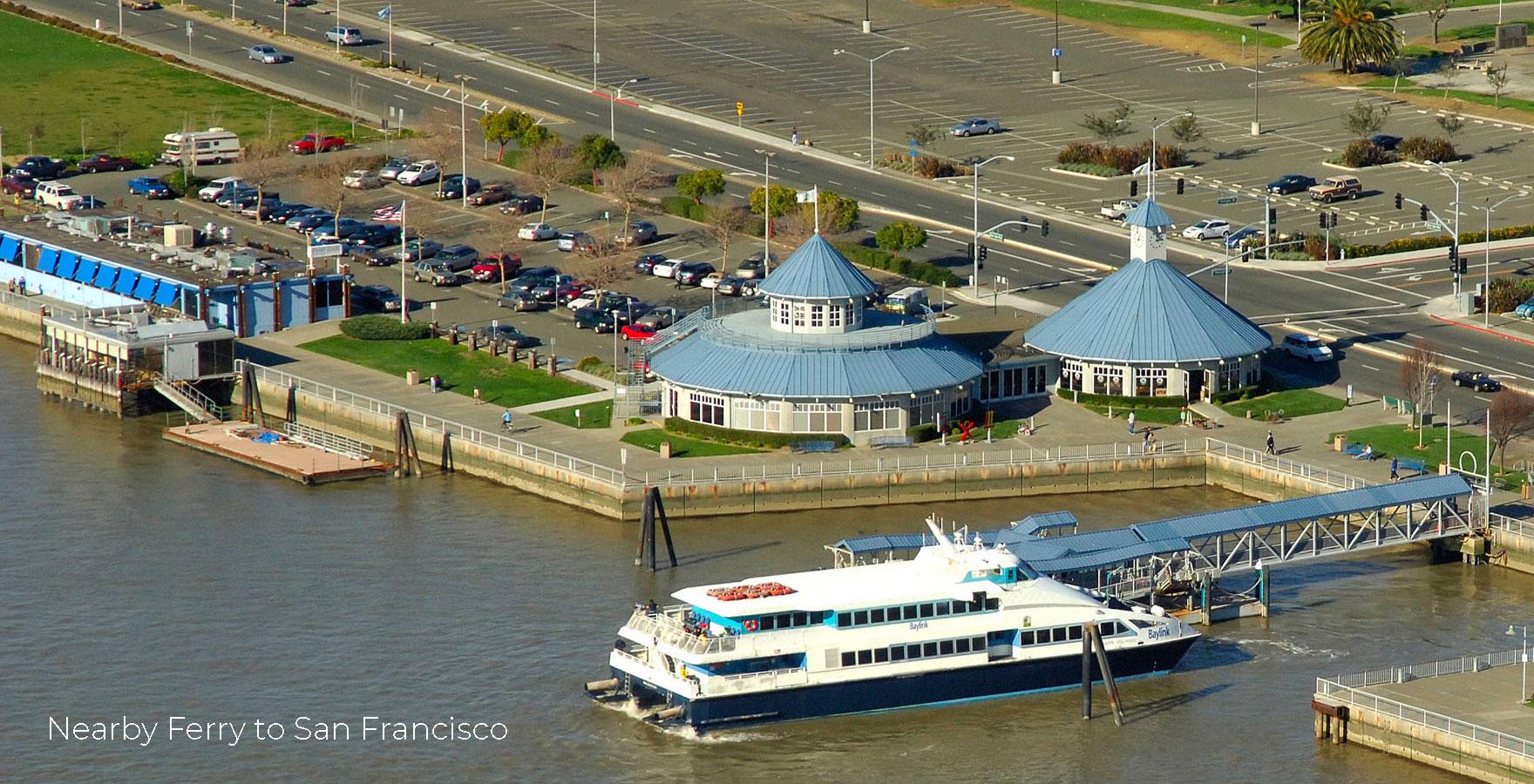 Benicia Ferry
