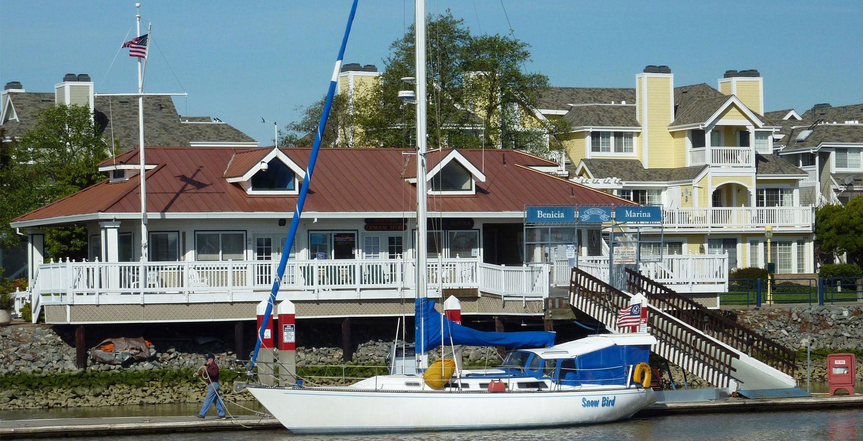 Benicia boat
