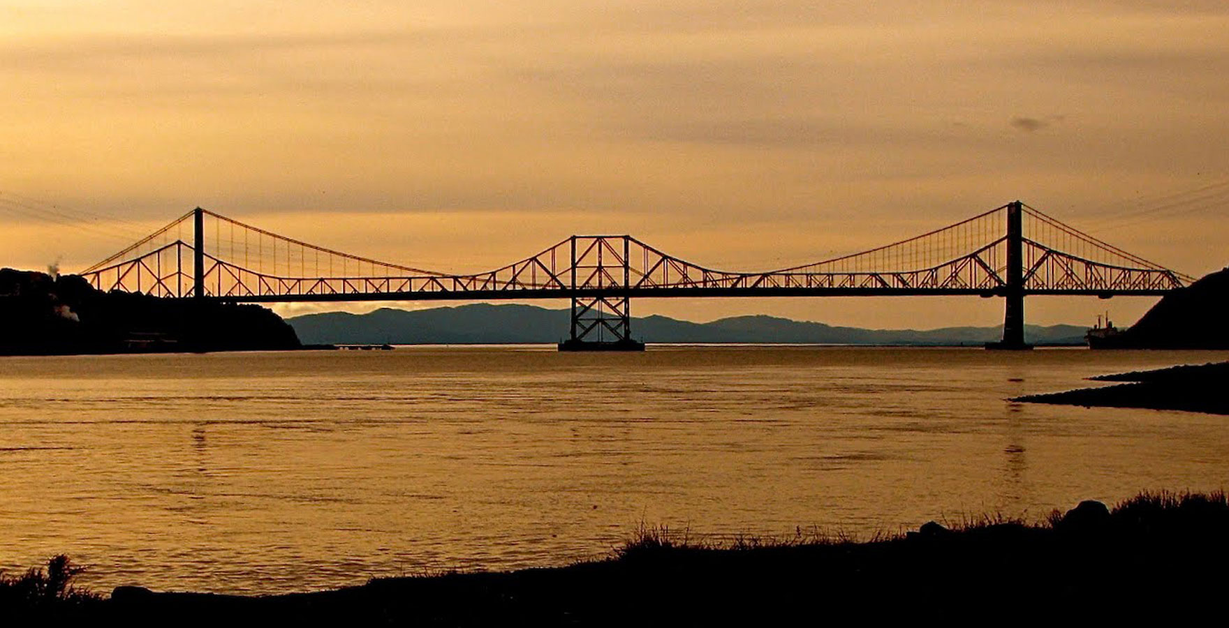 Benicia bridge