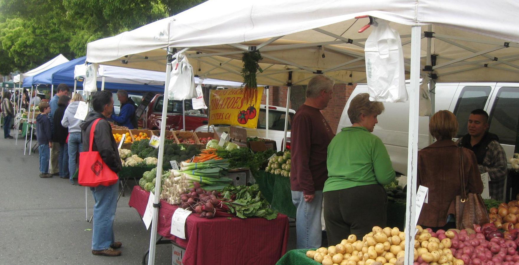 Benicia market