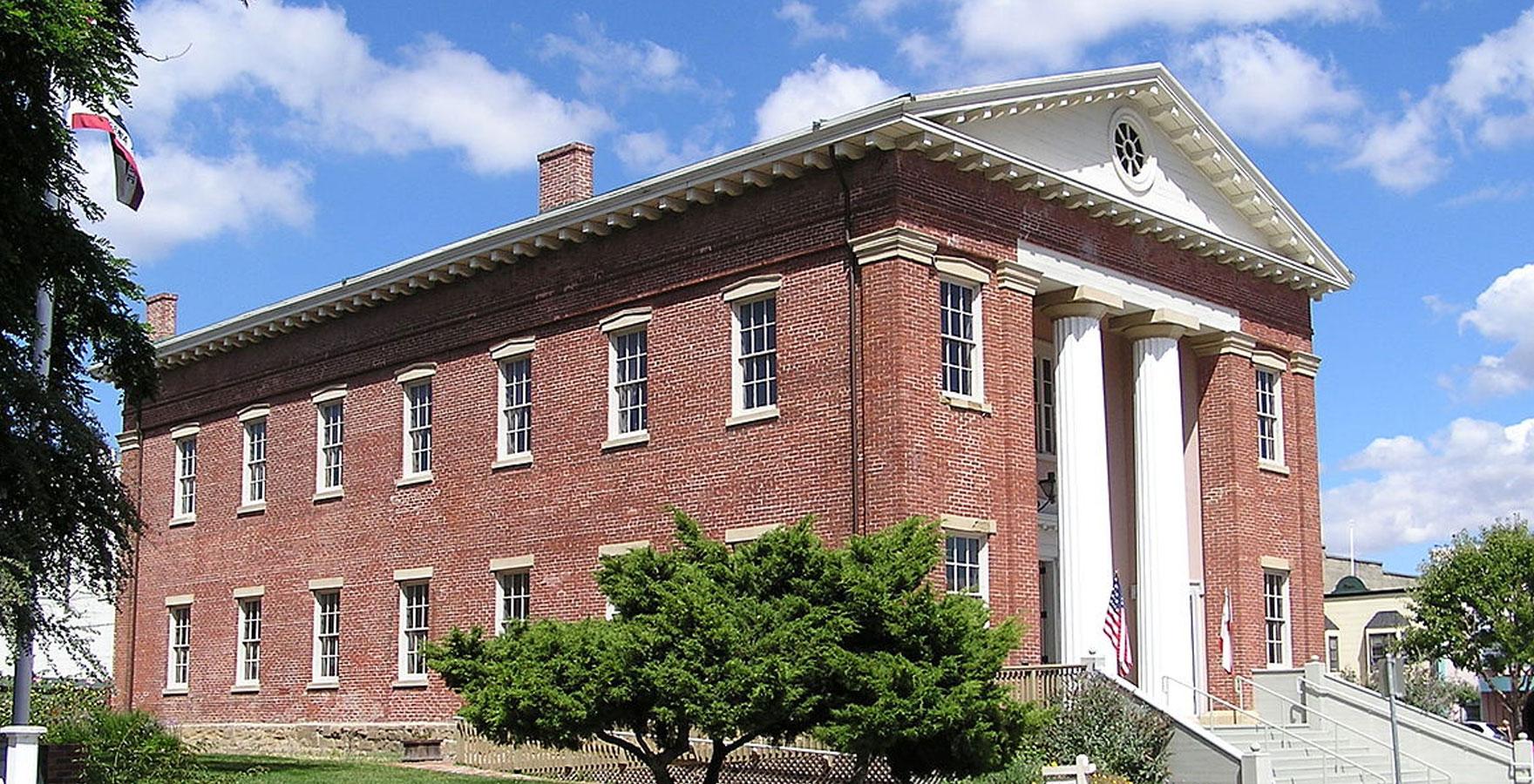 Benicia state building