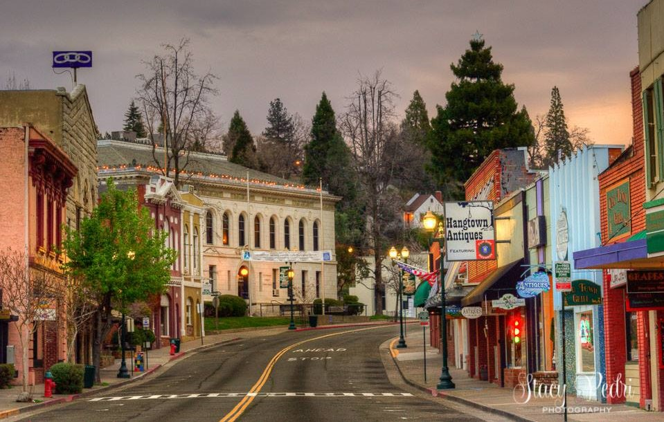 Downtown Placerville