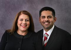 Esther & Mike  Vazquez Team