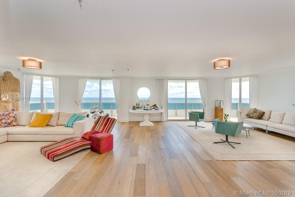 5801 Collins Ave 1000 Miami Beach, FL 33140    $4,795,000