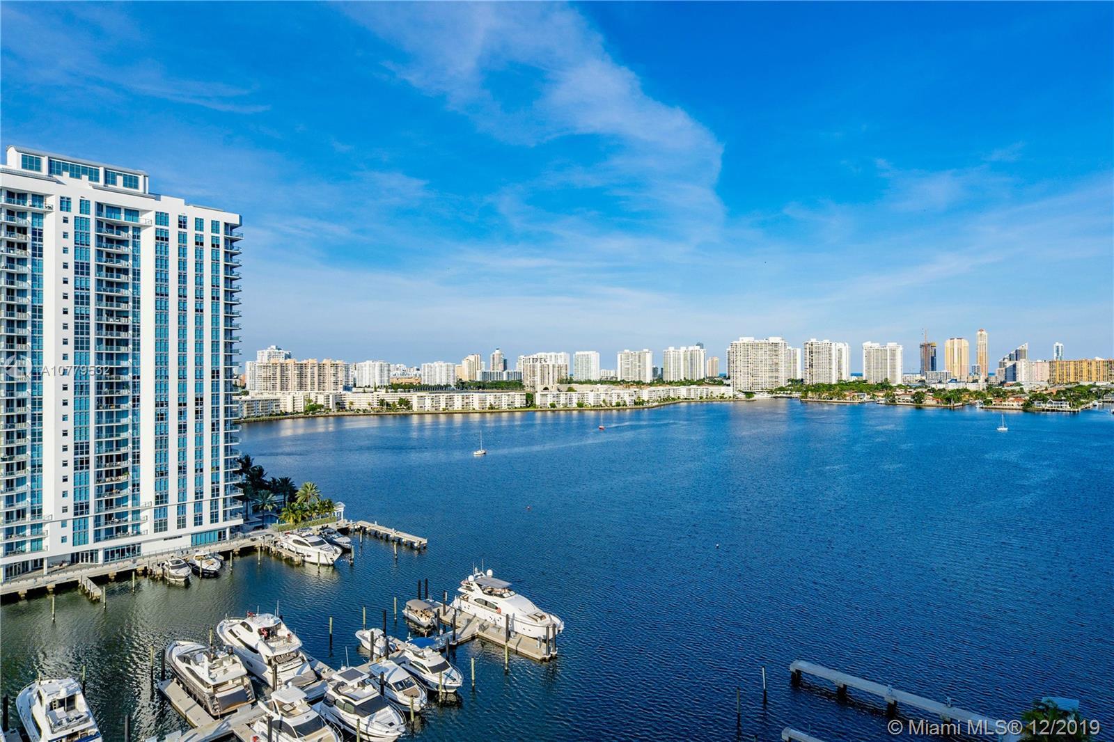 17111 Biscayne Blvd 1403 North Miami Beach, FL 33160   $960,000