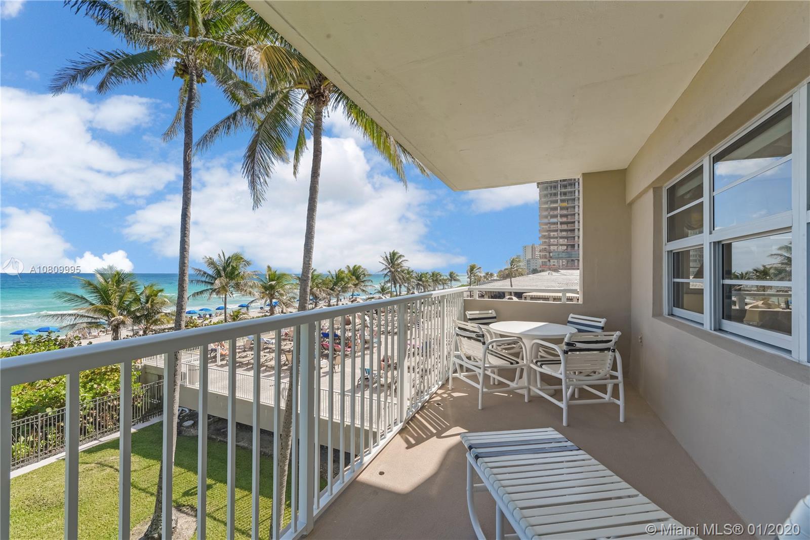 1950 S Ocean Dr 2Q Hallandale, FL 33009     $649,000