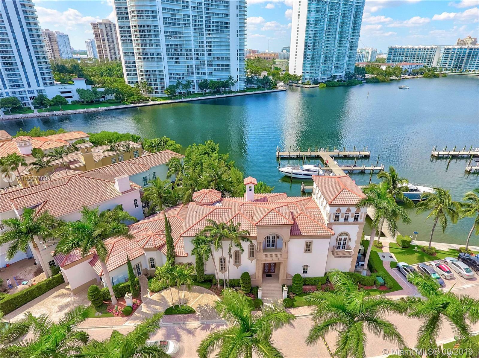 3901 Island Estates Dr Aventura, FL 3316  $6,499,000