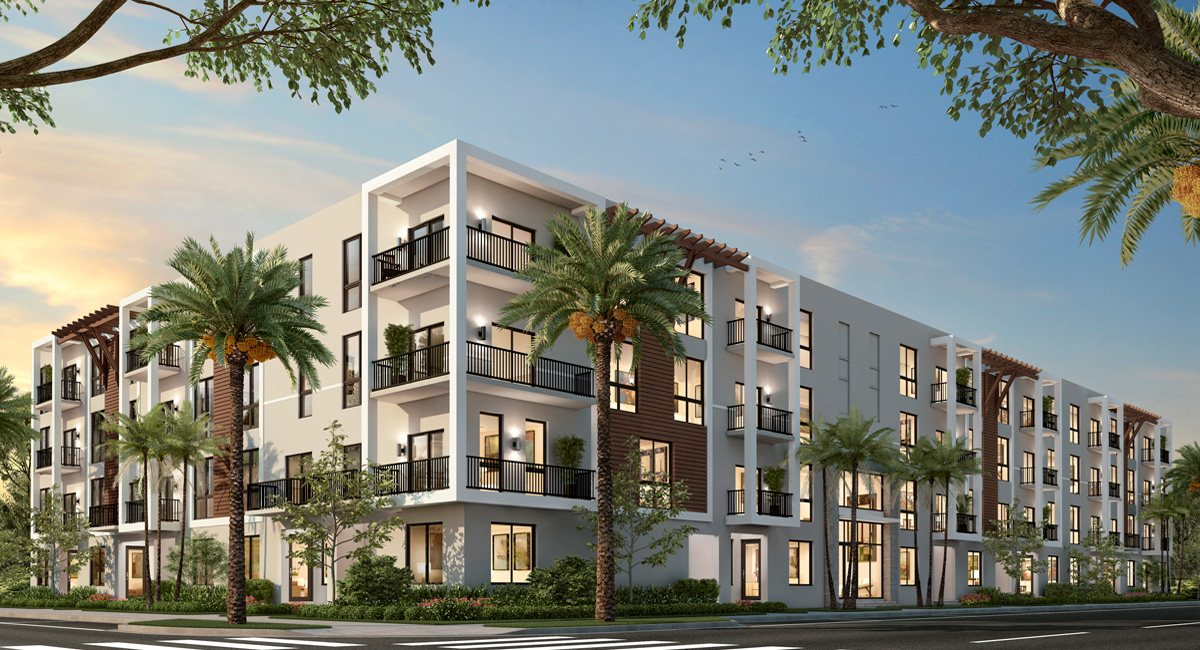 Urbana At Downtown Doral