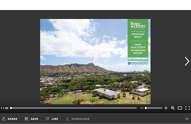 Oahu Real Estate Market Report