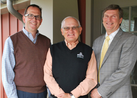 Appreciating the mentorship of Ben Beiler, who founded Beiler-Campbell Realtors in 1973