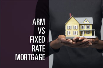 ARM vs. fixed-rate mortgage
