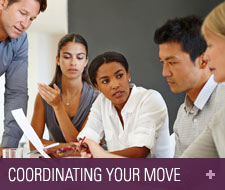 Coordinating Your Move Anywhere, Anyplace