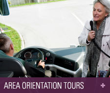 Area Orientation Tours