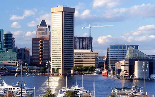 Explore Baltimore City