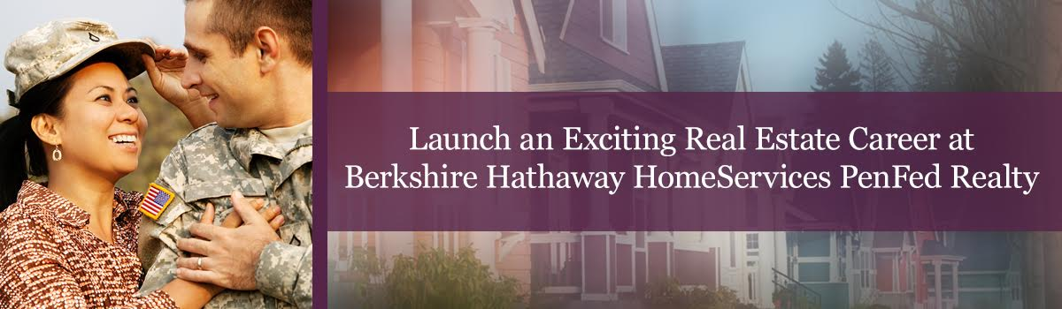 Launch an Exciting Real Estate Career at Berkshire Hathaway HomeServices PenFed Realty