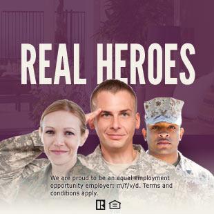 Real Heroes Program